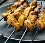 pork curry skewers sq