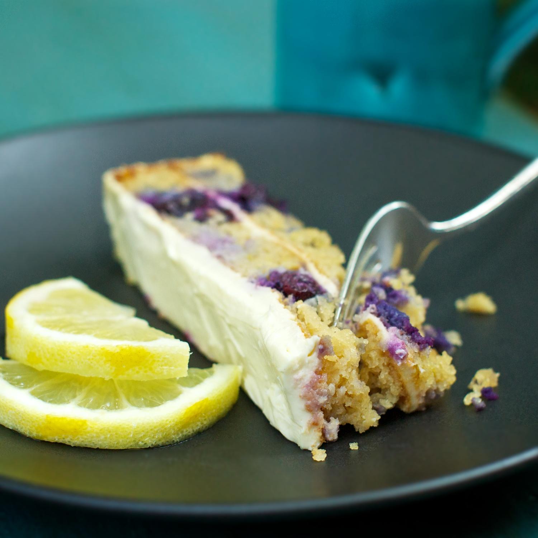 Lemon Blueberry Bundt Cake Family Circle