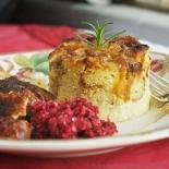 Cornbread pudding sq 725