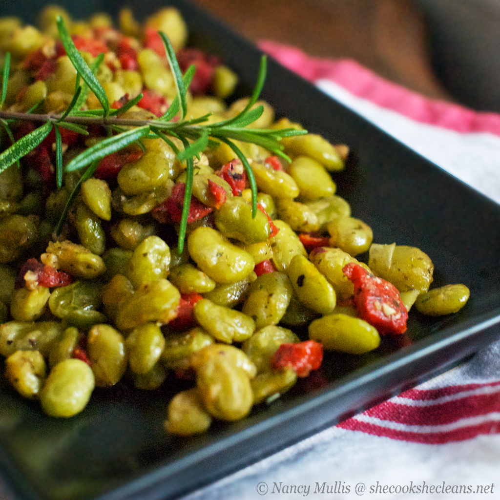 pics How to Prepare Lima Beans