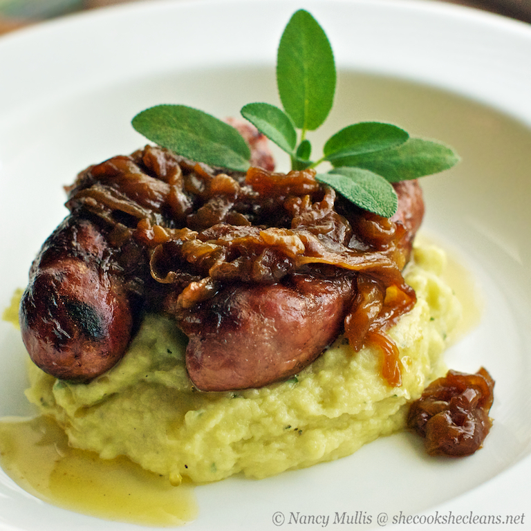 mash potato and parsnip mash how i make bangers and mash bangers and ...