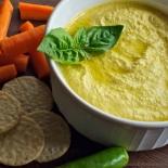 Summer Squash Hummus 1