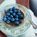 Creme brulee blueberries 3
