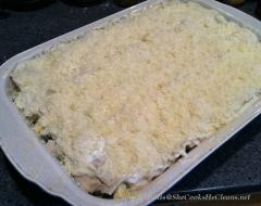 chicken lasagna uncooked