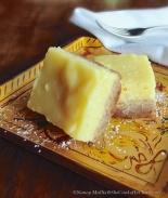 Lemon Bars (Grain-free) - She Cooks, He Cleans